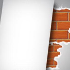 Image plaques composites pour mur et plafond ACOROC