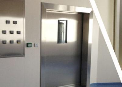 Porte coulissante COPH_CF – COPHX_CF EI 30 ACOMED