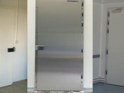 Porte isotherme S.03 EI 60